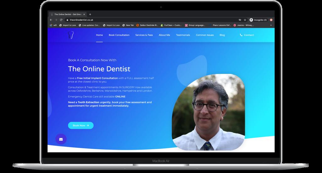 For Dental Associates Smart Web Health