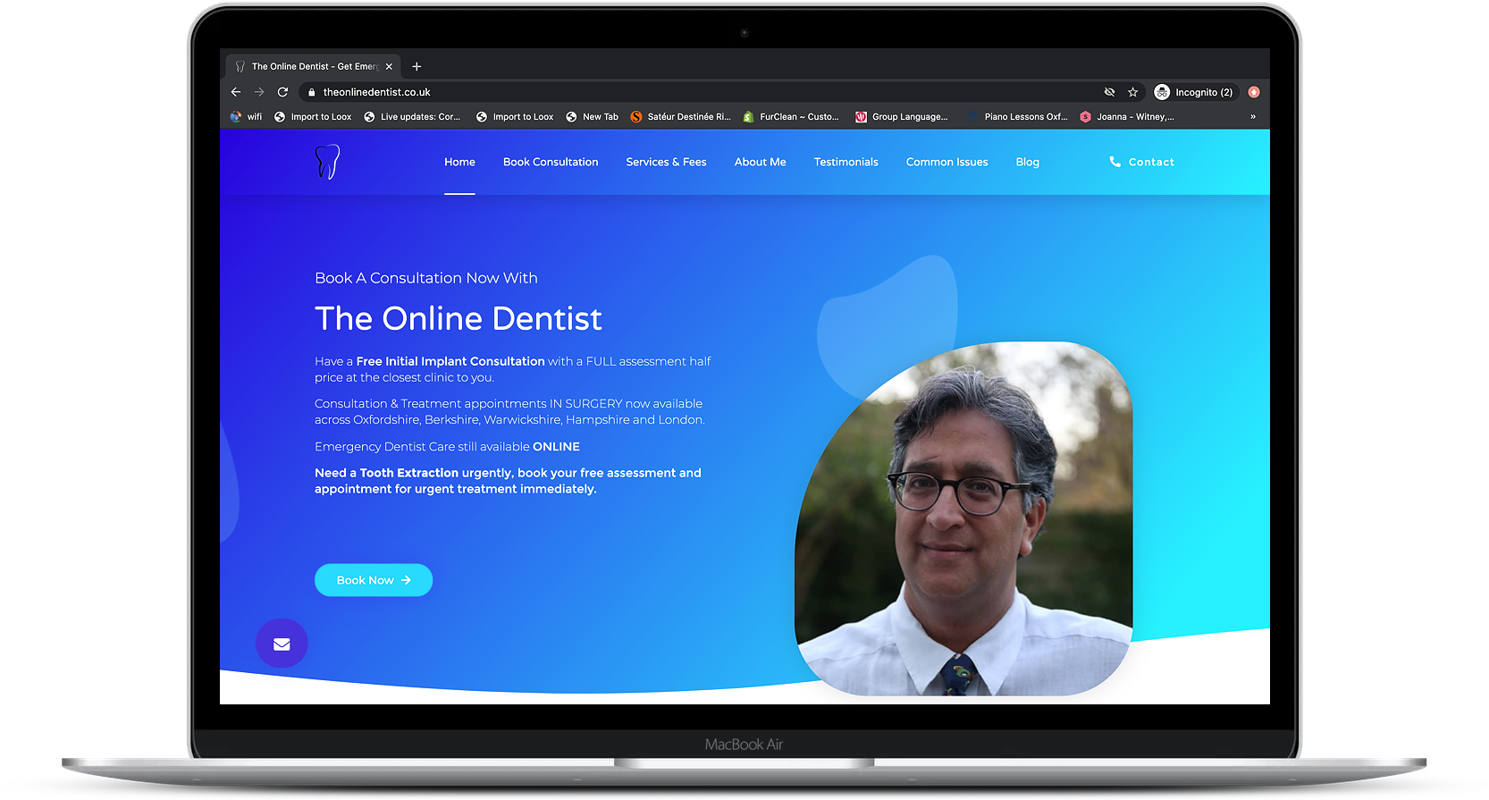 example Smart Web Health